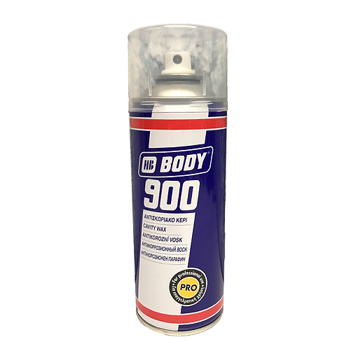 HB Body - 900 Cavity Wax Brown 400ml