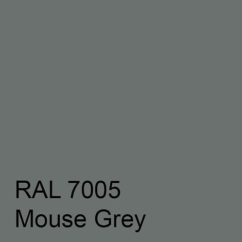 RAL 7005 - Mouse Grey