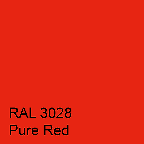 RAL 3028 - Pure Red