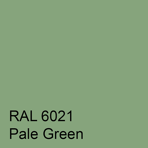 RAL 6021 - Pale Green