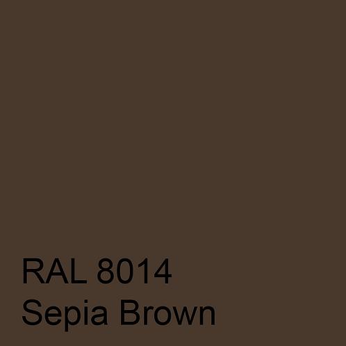 RAL 8014 - Sepia Brown