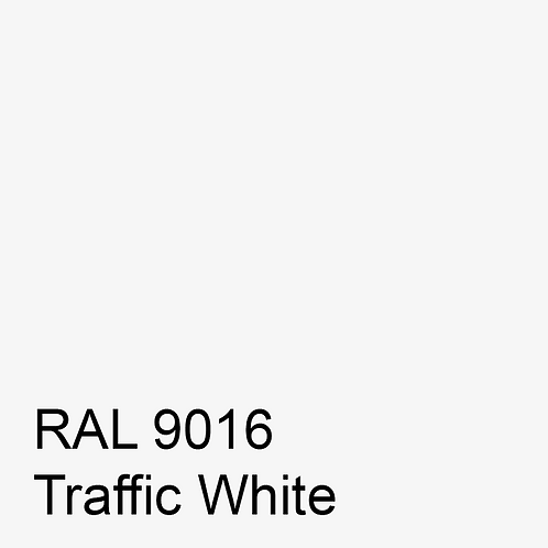 RAL 9016 - Traffic White