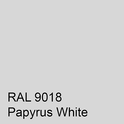 RAL 9018 - Papyrus White