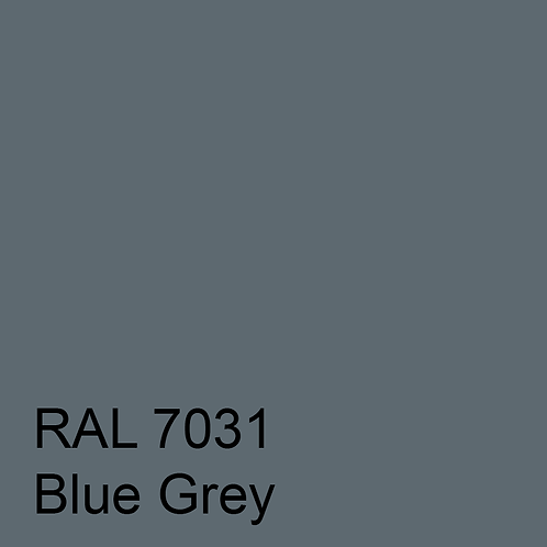 RAL 7031 - Blue Grey