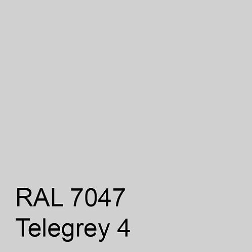 RAL 7047 - Telegrey 4
