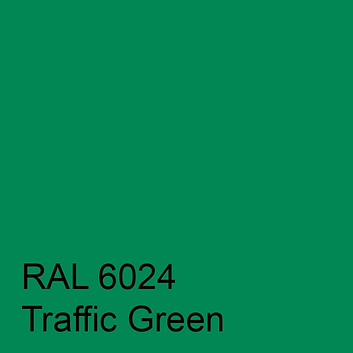 RAL 6024 - Traffic Green