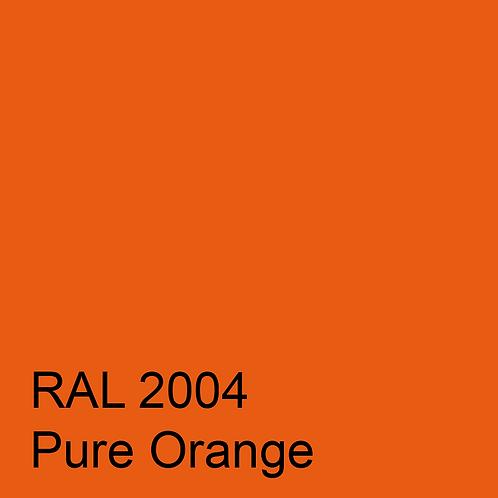 RAL 2004 - Pure Orange