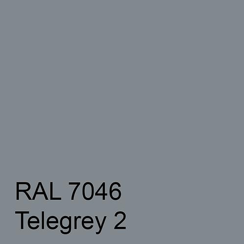 RAL 7046 - Telegrey 2