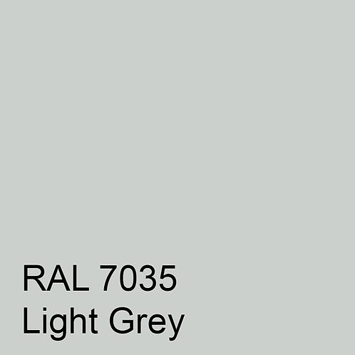 RAL 7035 - Light Grey