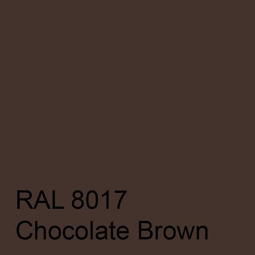 RAL 8017 - Chocolate Brown