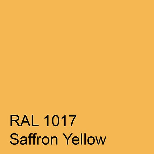 RAL 1017 - Saffron Yellow