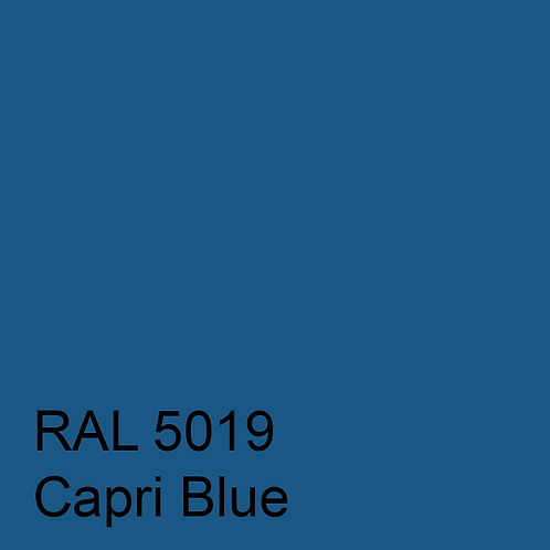 RAL 5019 - Capri Blue