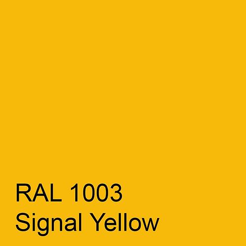 RAL 1003 - Signal Yellow
