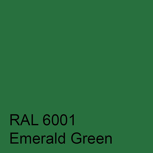 RAL 6001 - Emerald Green