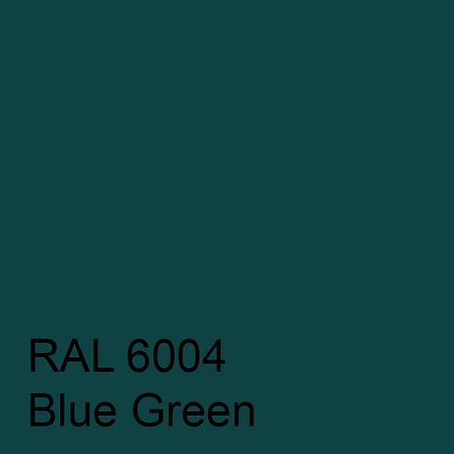 RAL 6004 - Blue Green