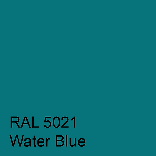 RAL 5021 - Water Blue