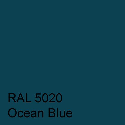 RAL 5020 - Ocean Blue