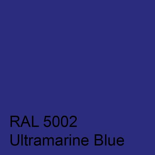 RAL 5002 - Ultramarine Blue