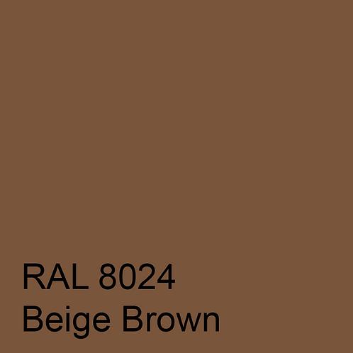 RAL 8024 - Beige Brown