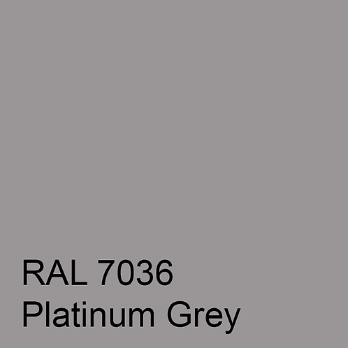 RAL 7036 - Platinum Grey