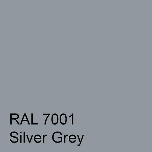 RAL 7001 - Silver Grey