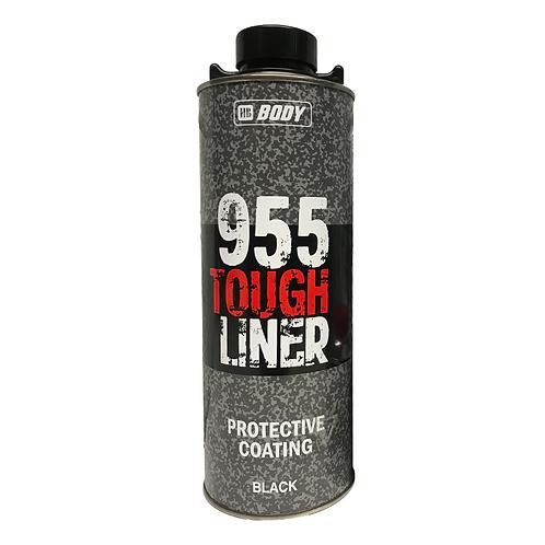 HB Body - 955 Tough Liner Black 1L