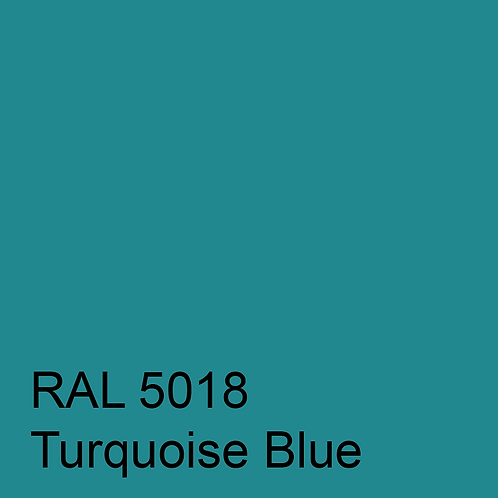 RAL 5018 - Turquoise Blue