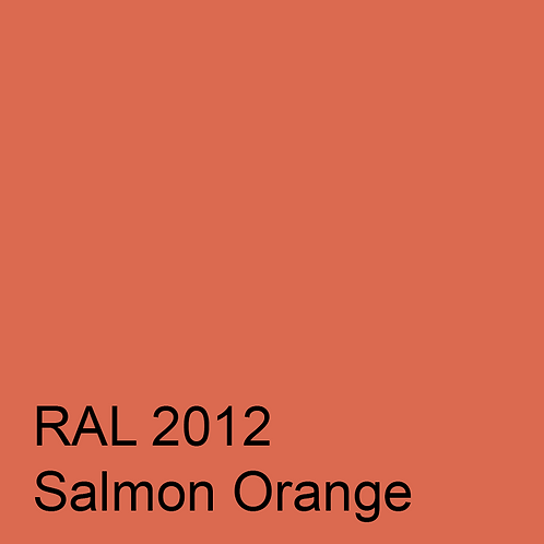 RAL 2012 - Salmon Orange