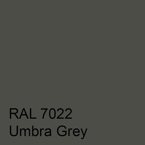RAL 7022 - Umbra Grey
