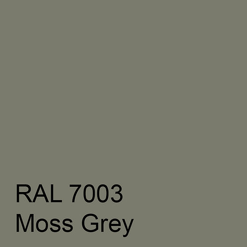 RAL 7003 - Moss Grey