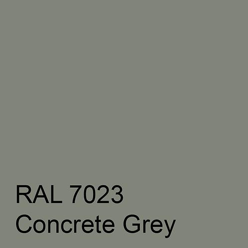 RAL 7023 - Concrete Grey
