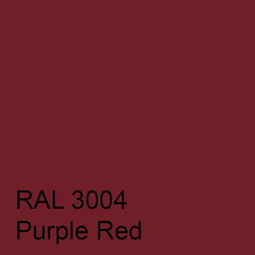 RAL 3004 - Purple Red