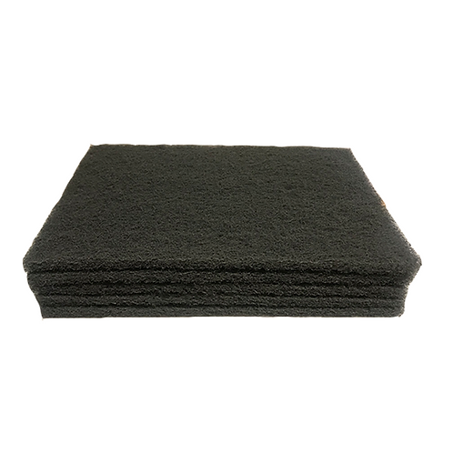 Abrasive Hand Pads Ultra Fine (Grey) - 150 x 230mm