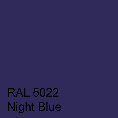 RAL 5022 - Night Blue