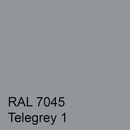 RAL 7045 - Telegrey 1