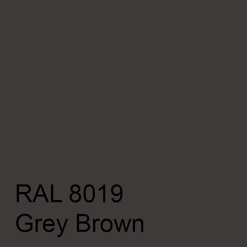 RAL 8019 - Grey Brown