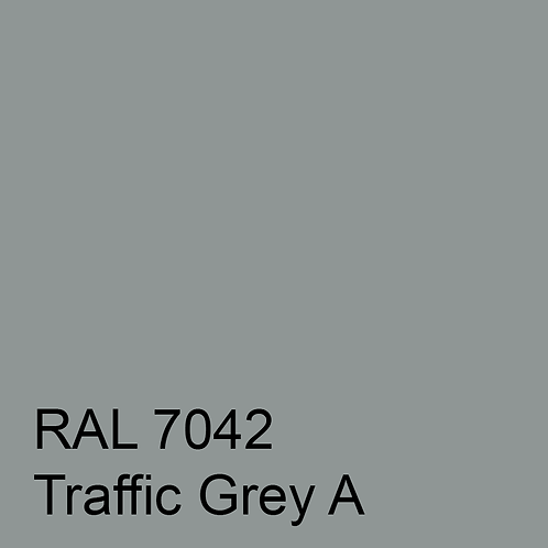 RAL 7042 - Traffic Grey A