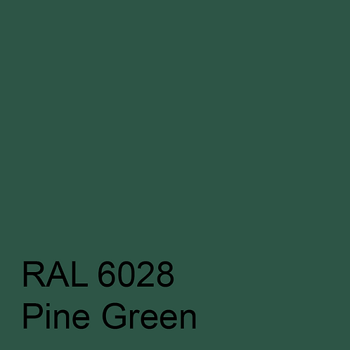 RAL 6028 - Pine Green