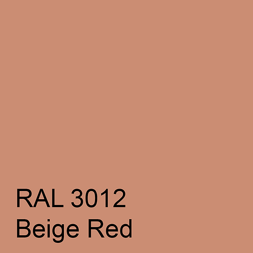 RAL 3012 - Beige Red