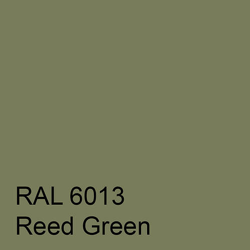 RAL 6013 - Reed Green