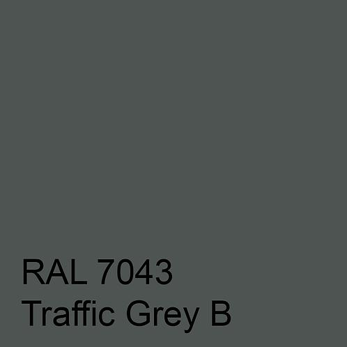 RAL 7043 - Traffic Grey B