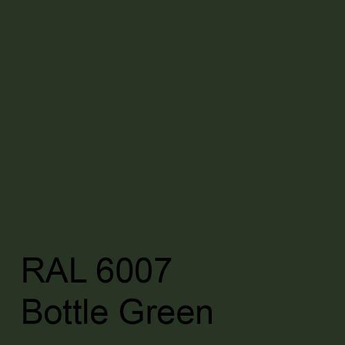 RAL 6007 - Bottle Green