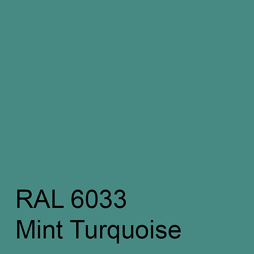 RAL 6033 - Mint Turquoise