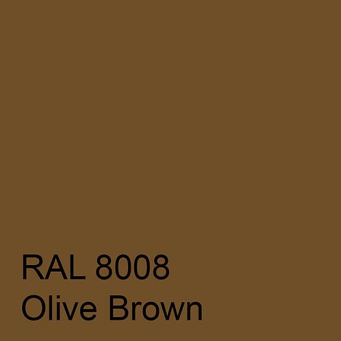 RAL 8008 - Olive Brown