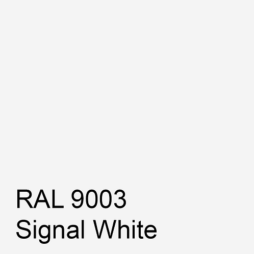 RAL 9003 - Signal White