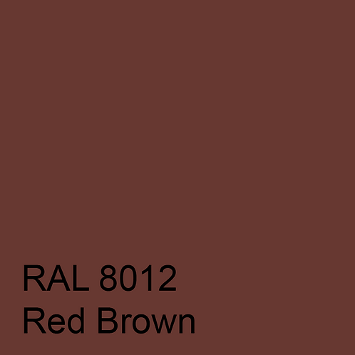 RAL 8012 - Red Brown