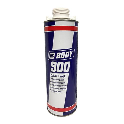 HB Body - 900 Cavity Wax Transparent1L