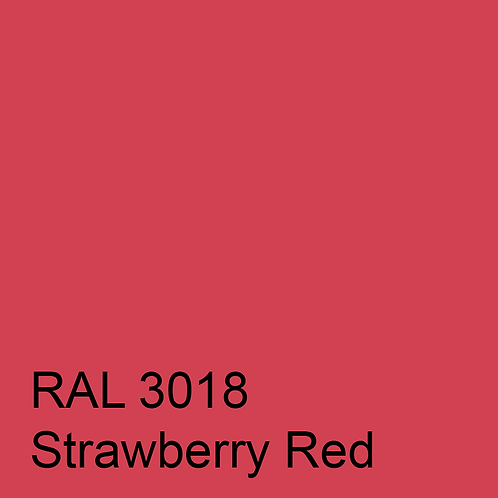 RAL 3018 - Strawberry Red
