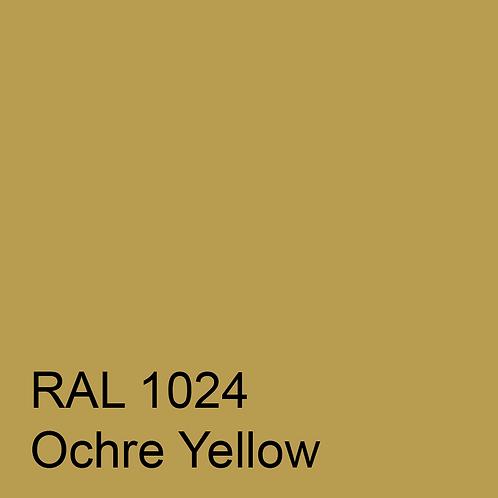 RAL 1024 - Ochre Yellow
