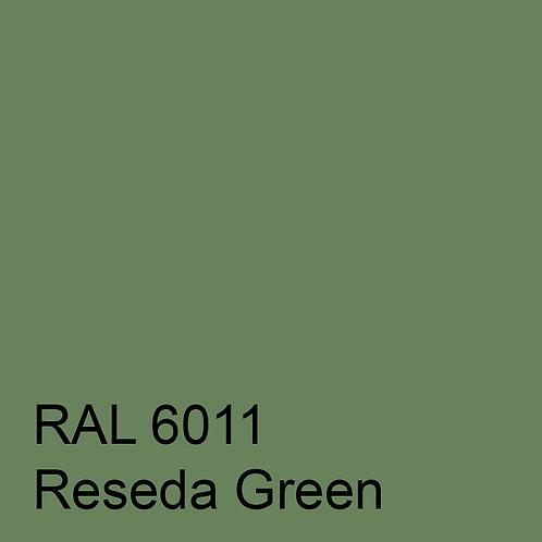 RAL 6011 - Reseda Green